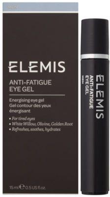 Elemis Men energizující gel na oči 1