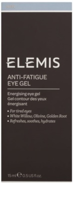 Elemis Men енергизиращ гел за очи 2