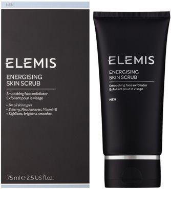 Elemis Men energizujący peeling do twarzy 1