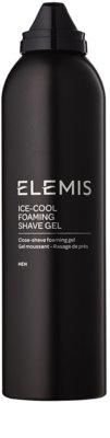 Elemis Men pěnivý gel na holení s chladivým účinkem 1