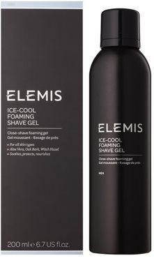 Elemis Men pěnivý gel na holení s chladivým účinkem 2