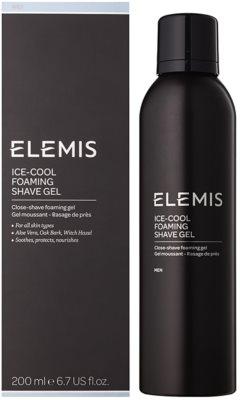Elemis Men gel de barbear espumoso com efeito resfrescante 2