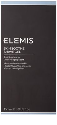 Elemis Men nyugtató krém borotválkozáshoz 2