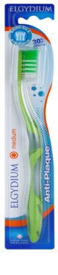 Elgydium Anti-Plaque escova de dentes medium