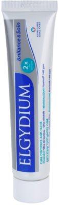 Elgydium Brilliance & Care pasta wybielająca przeciw przebarwieniom na szkliwie