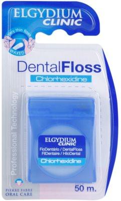 Elgydium Clinic Chlorhexidine nić dentystyczna