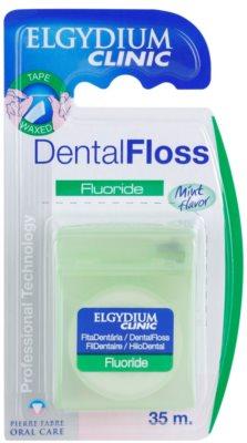 Elgydium Clinic Fluoride dentální nit