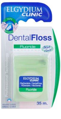 Elgydium Clinic Fluoride zobna nitka