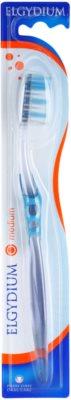 Elgydium Inter-Active escova de dentes medium