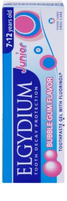 Elgydium Junior pasta de dientes para niños 2