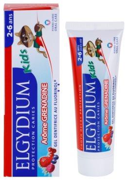 Elgydium Kids zubní pasta pro děti 1