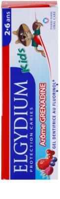 Elgydium Kids zubní pasta pro děti 2