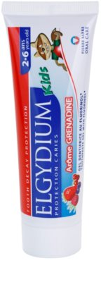 Elgydium Kids зубна паста для дітей