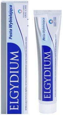 Elgydium Whitening pasta do zębów o działaniu wybielającym 1