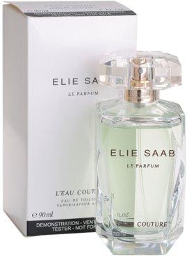 Elie Saab Le Parfum L'Eau Couture toaletní voda tester pro ženy 2