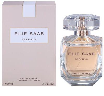 Elie Saab Le Parfum Eau de Parfum für Damen