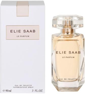 Elie Saab Le Parfum Eau de Toilette para mulheres