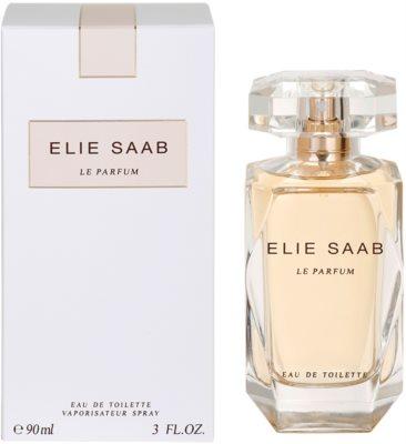 Elie Saab Le Parfum Eau de Toilette pentru femei