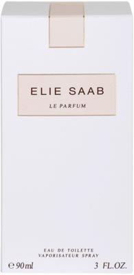 Elie Saab Le Parfum Eau de Toilette pentru femei 4