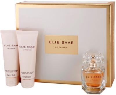 Elie Saab Le Parfum ajándékszettek