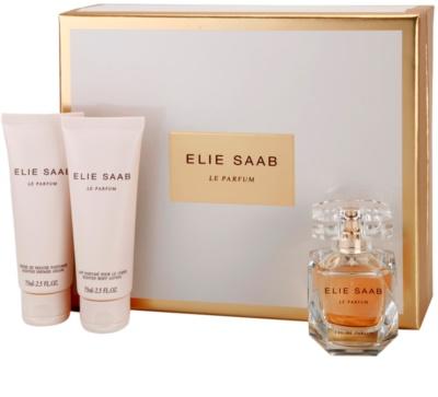 Elie Saab Le Parfum lotes de regalo