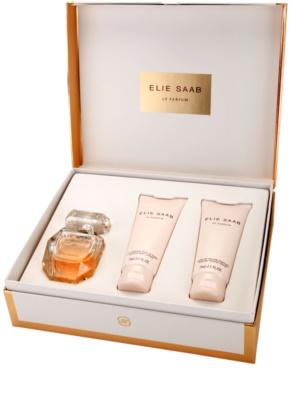Elie Saab Le Parfum ajándékszettek 3