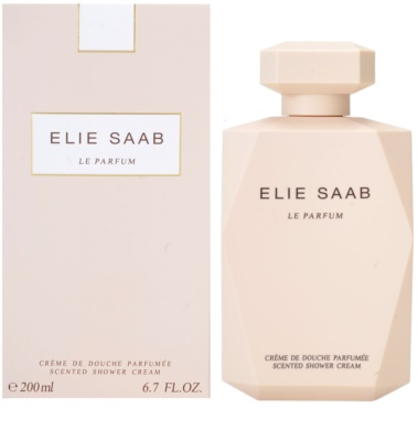 Elie Saab Le Parfum Shower Cream for Women