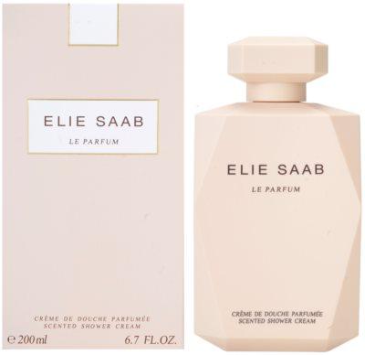 Elie Saab Le Parfum sprchový krém pre ženy
