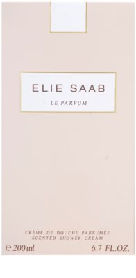 Elie Saab Le Parfum Shower Cream for Women 2