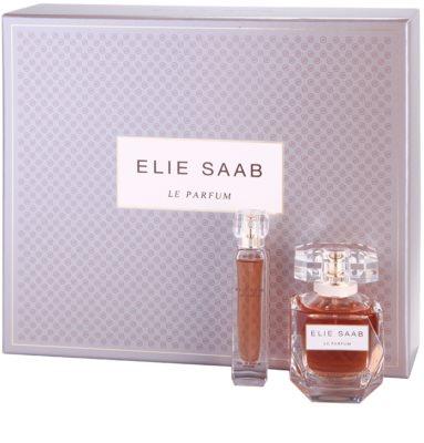 Elie Saab Le Parfum Intense coffret presente