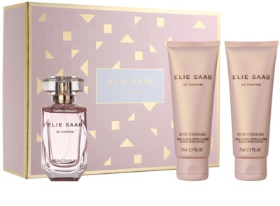 Elie Saab Le Parfum Rose Couture dárková sada