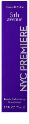 Elizabeth Arden 5th Avenue NYC Premiere eau de parfum nőknek 4