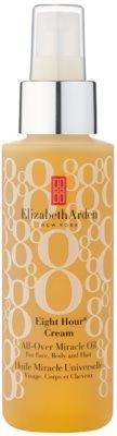 Elizabeth Arden Eight Hour Cream óleo hidratante  para rosto, corpo e cabelo