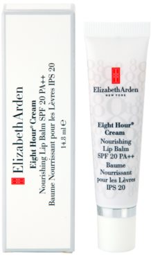Elizabeth Arden Eight Hour Cream bálsamo labial nutritivo SPF 20 1