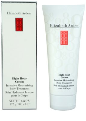 Elizabeth Arden Eight Hour Cream tělový krém pro intenzivní hydrataci 2