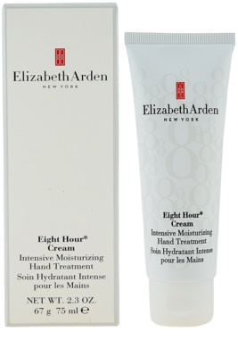 Elizabeth Arden Eight Hour Cream creme intensivo hidratante para mãos 1