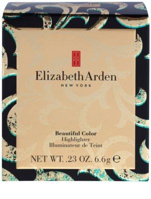 Elizabeth Arden Beautiful Color Highlighter  für ein natürliches Aussehen 3
