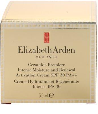 Elizabeth Arden Ceramide krem intensywnie nawilżający do przywrócenia jędrności skóry twarzy 4