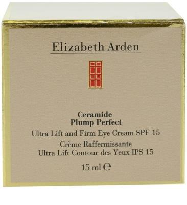 Elizabeth Arden Ceramide krema za predel okoli oči z učinkom liftinga 2