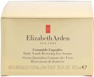 Elizabeth Arden Ceramide ser pentru ochi in capsule 4
