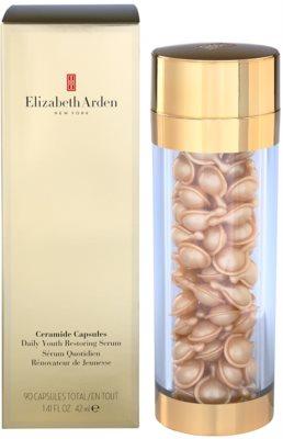 Elizabeth Arden Ceramide Sérum antirrugas em cápsulas 1