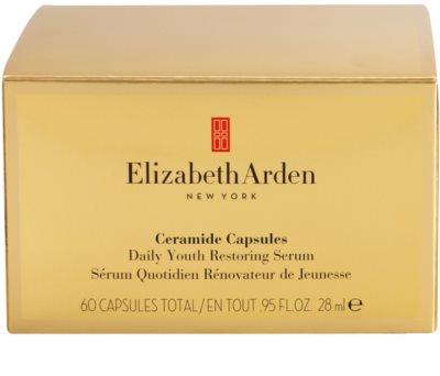 Elizabeth Arden Ceramide Serum für das Gesicht in Kapselform 5