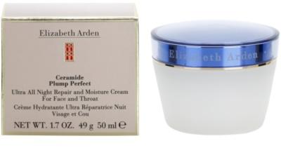 Elizabeth Arden Ceramide megújító éjszakai krém hidratáló hatással 2
