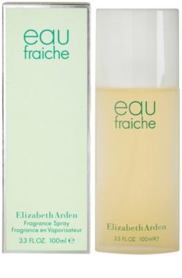 Elizabeth Arden Eau Fraiche тоалетна вода за жени