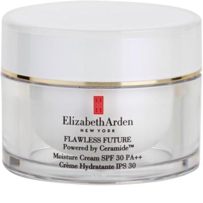 Elizabeth Arden Flawless Future krem nawilżający SPF 30