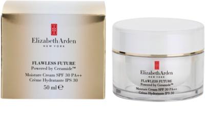 Elizabeth Arden Flawless Future Feuchtigkeitscreme SPF 30 2