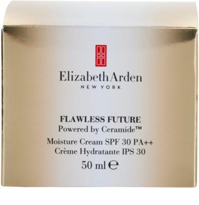 Elizabeth Arden Flawless Future Feuchtigkeitscreme SPF 30 4