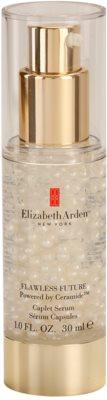 Elizabeth Arden Flawless Future élénkítő arcszérum hidratáló hatással