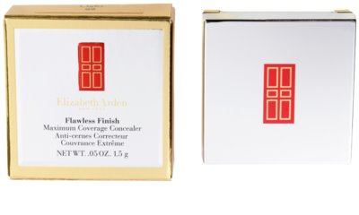 Elizabeth Arden Flawless Finish corector compact impotriva cearcanelor 2