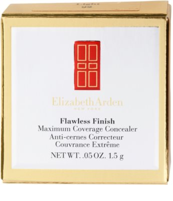 Elizabeth Arden Flawless Finish corector compact impotriva cearcanelor 3